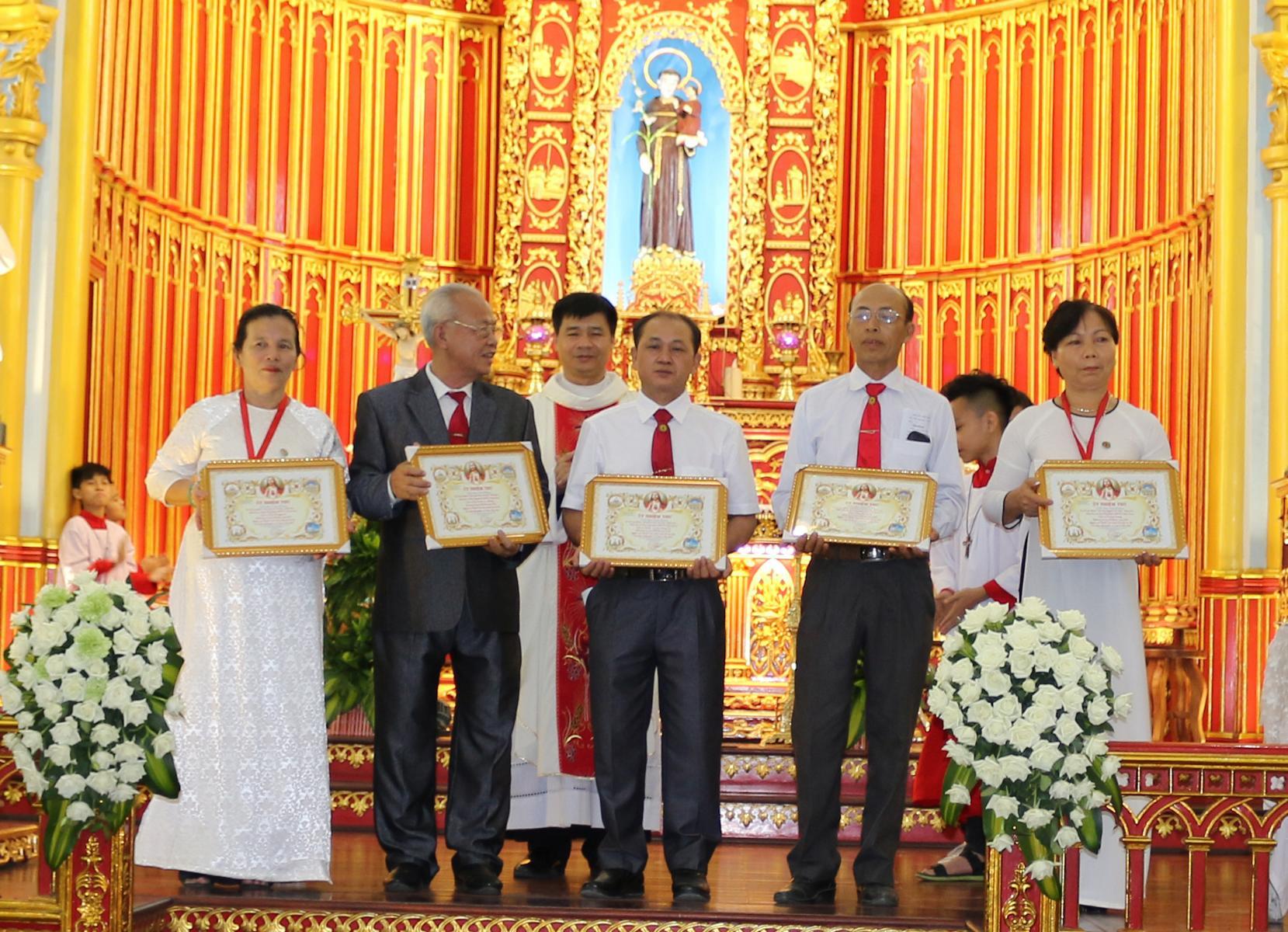 Xứ đoàn Thánh Antôn-giáo hạt Hải Dương