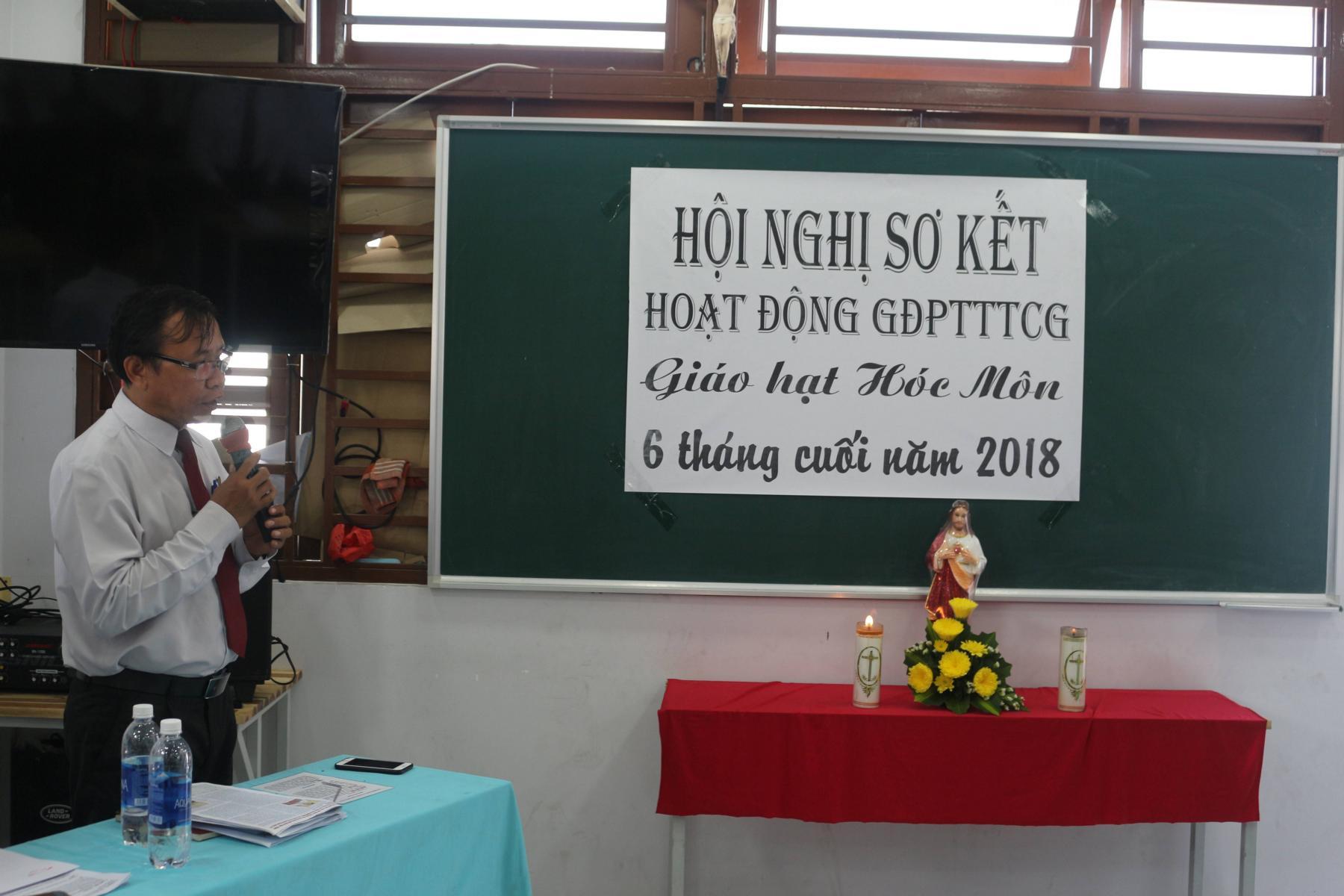 GĐPTTTCG giáo hạt Hóc Môn