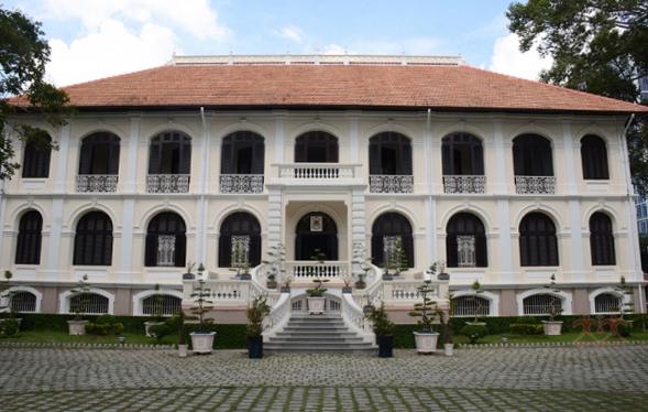Tòa Tổng Giám mục Tp HCM