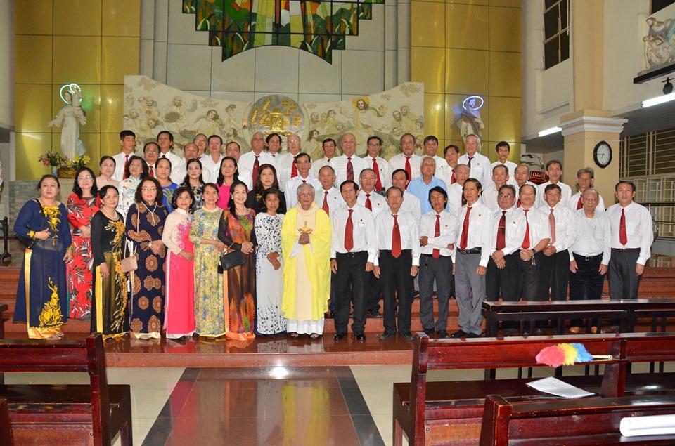 Xứ đoàn Thăng Long - giáo hạt Phú Thọ