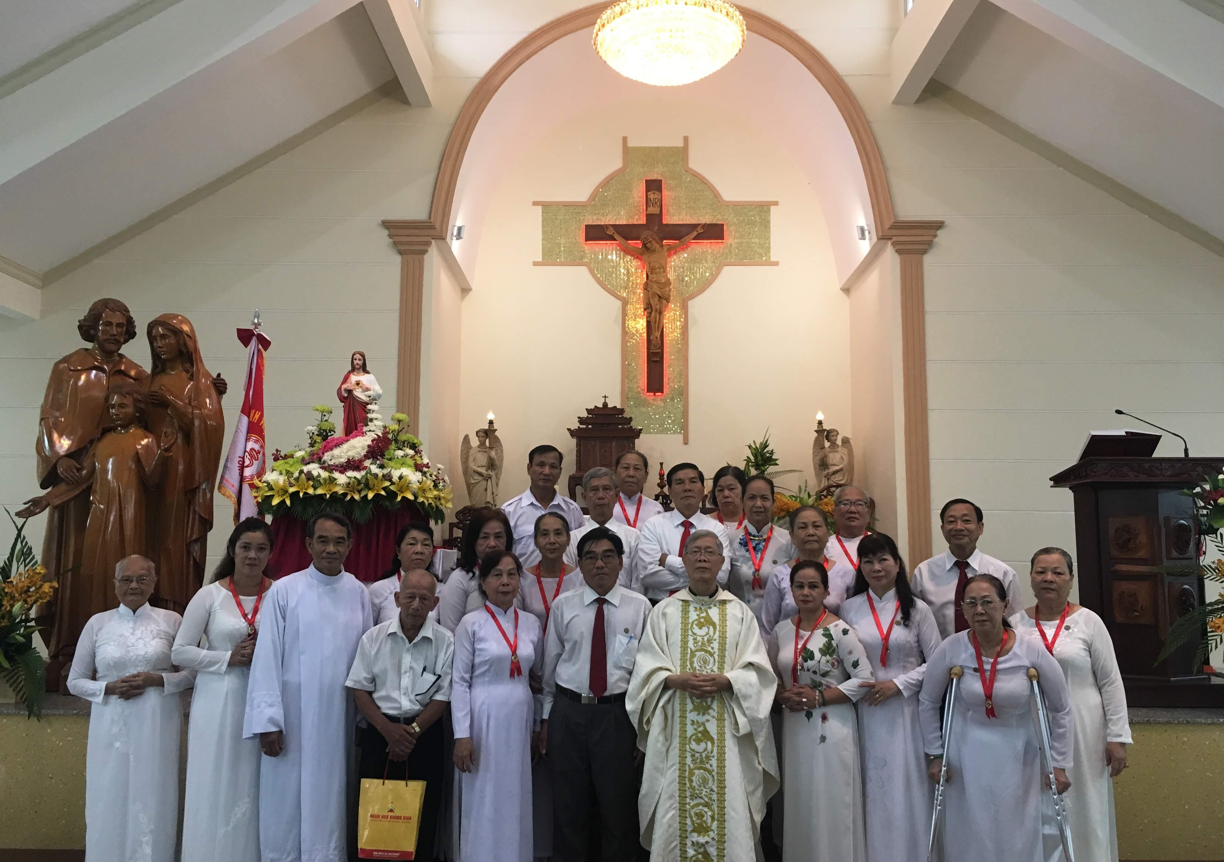 Giáo hạt Xóm Chiếu-TGP Sàigòn