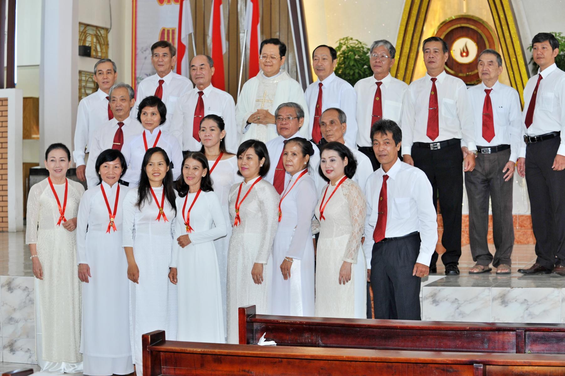 Giáo hạt Tân Định-TGP Sàigòn: