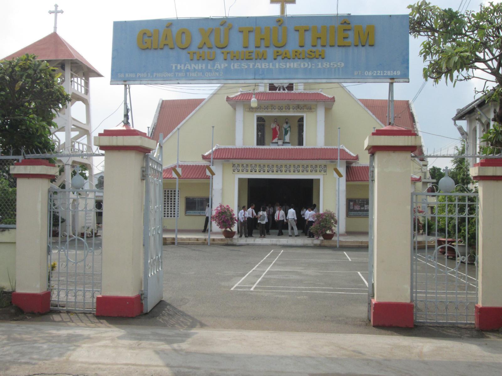 GĐPTTTCG TGP. Sài Gòn