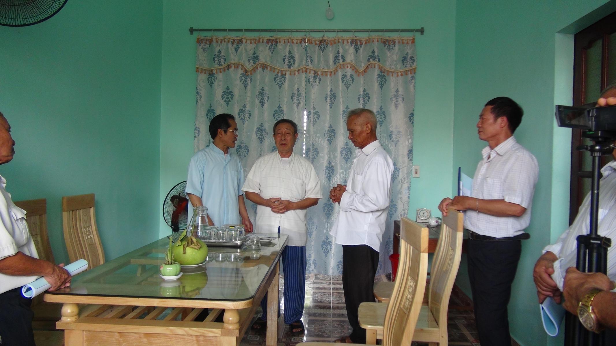 GĐPTTTCG giáo hạt Quỹ Nhất và Tứ Trùng, giáo phận Bùi Chu