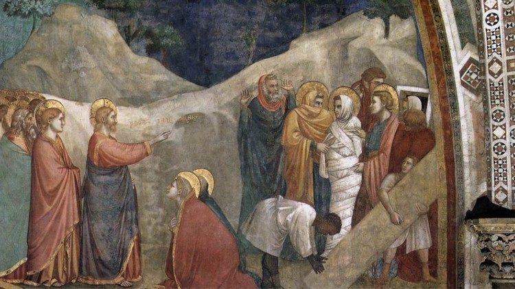 Bức họa Ladarô sống lại