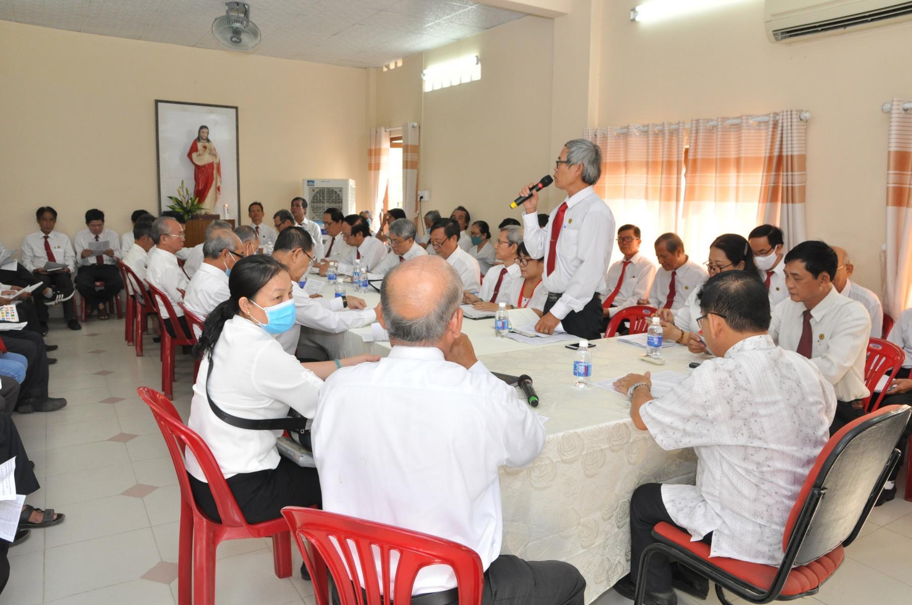 Gia đình PTTT Chúa Giêsu TGP Sài Gòn