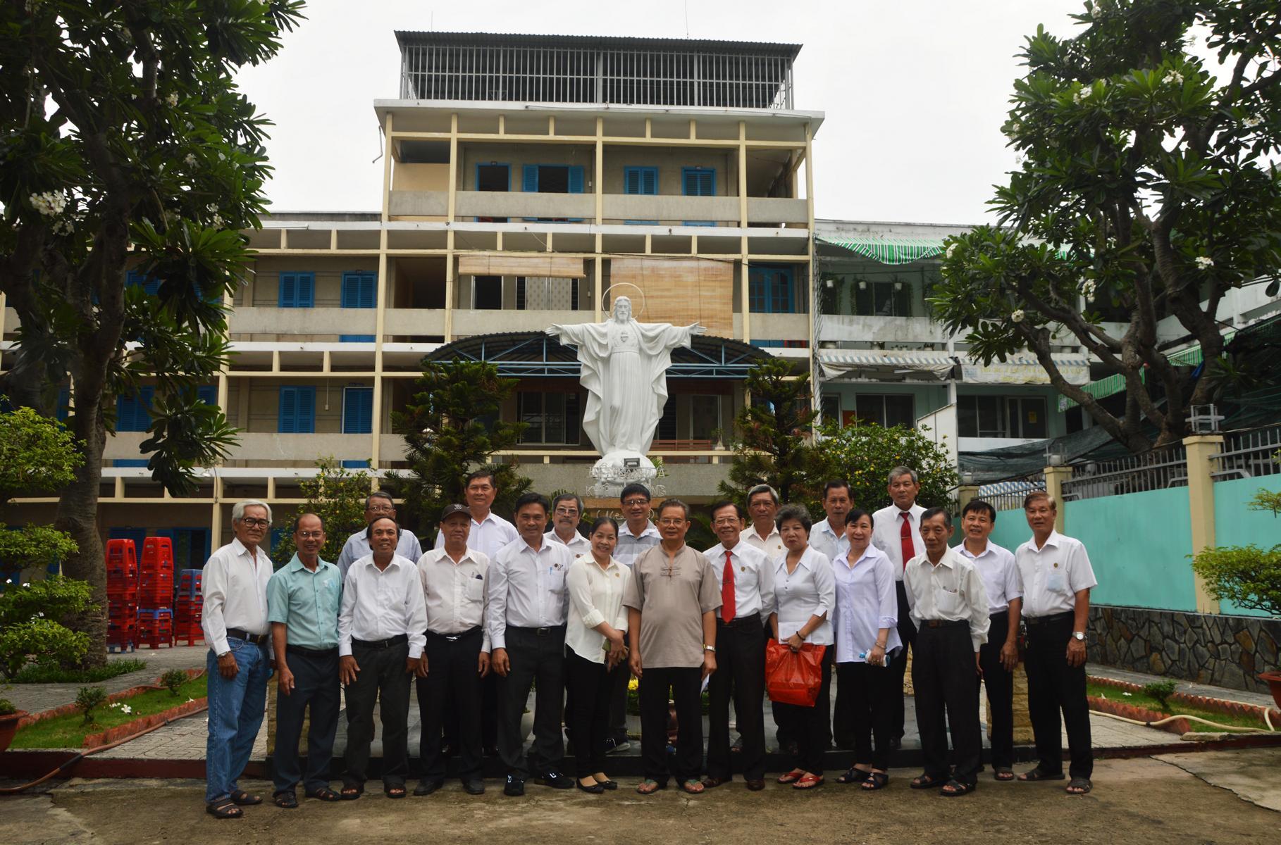 GĐPTTTCG hạt Tân Sơn Nhì và Xóm Mới: